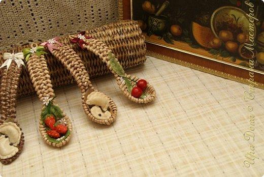 Я долго думала снимать или не снимать видео по плетению ложки, потому что существует несколько версий, но не смотря на это,я решила показать вам свой метод плетения.  фото 4