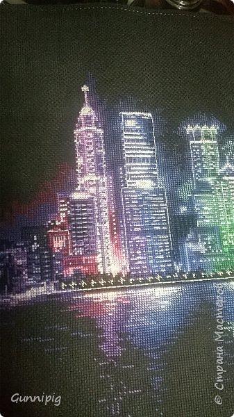 """Ночной город от """"Сделай своими руками"""" фото 2"""