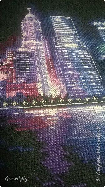 """Ночной город от """"Сделай своими руками"""" фото 6"""