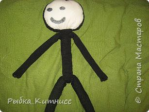 Привет!!! Я знаю, что каждый, кто сидит ВКонтакте, знает этого человечка. Хлебушек. Так вот, я его сшила!!! Честно признаюсь, всегда мечтала о такой кукле. фото 7
