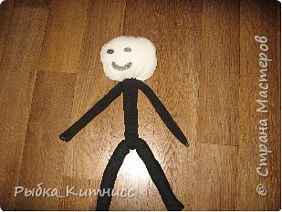 Привет!!! Я знаю, что каждый, кто сидит ВКонтакте, знает этого человечка. Хлебушек. Так вот, я его сшила!!! Честно признаюсь, всегда мечтала о такой кукле. фото 6