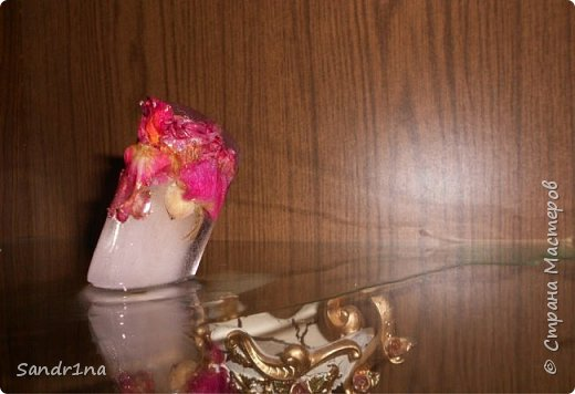 Фото. Мои фантазии (роза в куске льда) фото 5