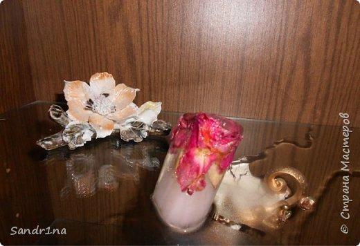 Фото. Мои фантазии (роза в куске льда) фото 6