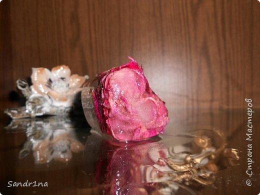 Фото. Мои фантазии (роза в куске льда) фото 7