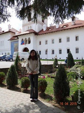 Монастырь Брынковеану.... фото 29