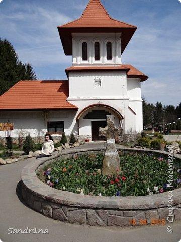 Монастырь Брынковеану.... фото 26