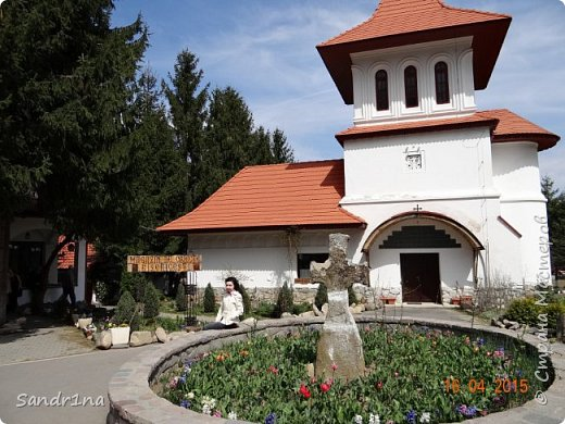 Монастырь Брынковеану.... фото 25