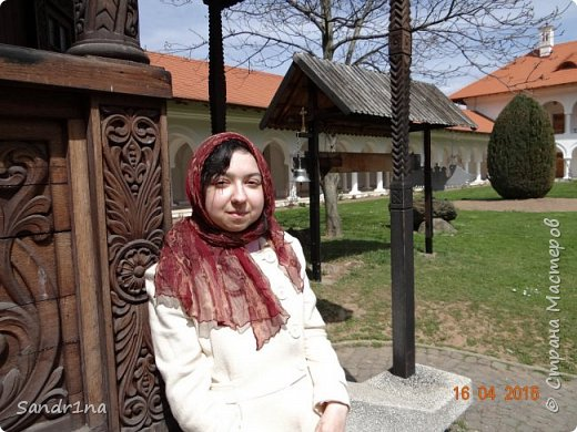 Монастырь Брынковеану.... фото 24