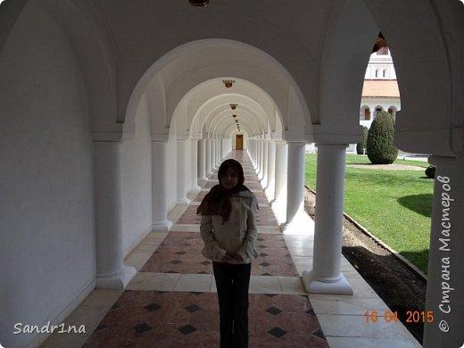 Монастырь Брынковеану.... фото 23