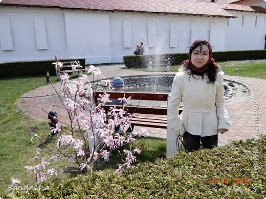 Монастырь Брынковеану.... фото 16