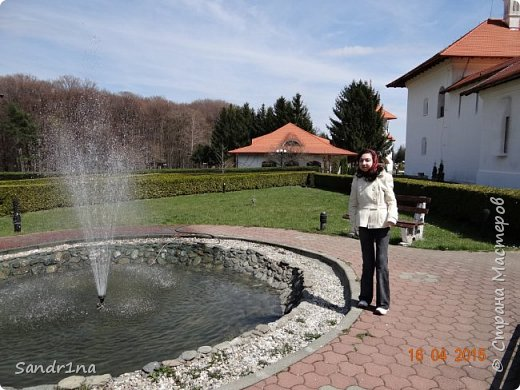 Монастырь Брынковеану.... фото 15