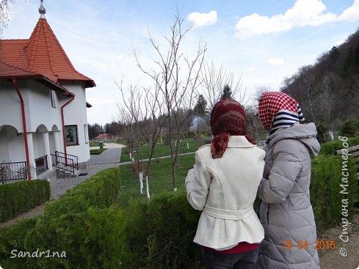 Монастырь Брынковеану.... фото 13