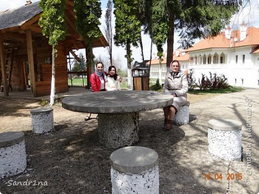 Монастырь Брынковеану.... фото 9
