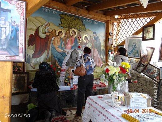 Монастырь Брынковеану.... фото 32