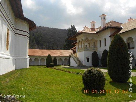 Монастырь Брынковеану.... фото 1