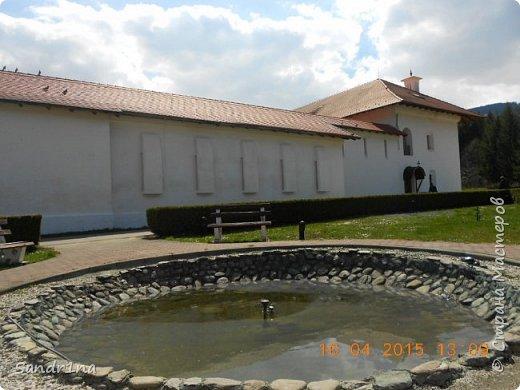 Монастырь Брынковеану.... фото 4