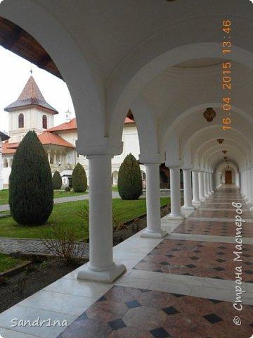 Монастырь Брынковеану.... фото 22