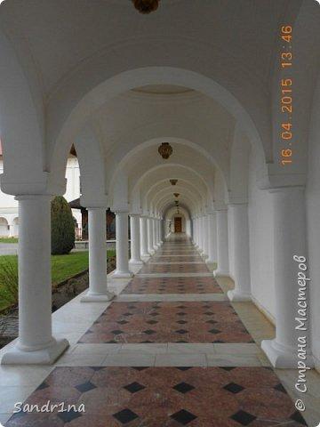 Монастырь Брынковеану.... фото 21