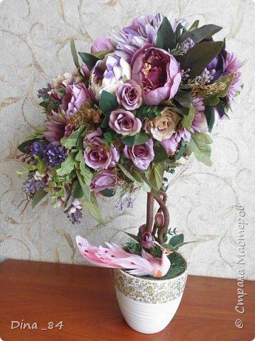 Топиарии цветочные. хорошее настроение) фото 4