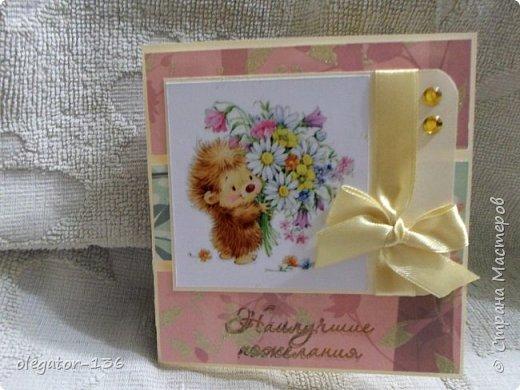 простенькая коробочка дочкиной подружке на день рождение фото 7