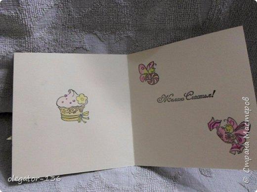 простенькая коробочка дочкиной подружке на день рождение фото 8