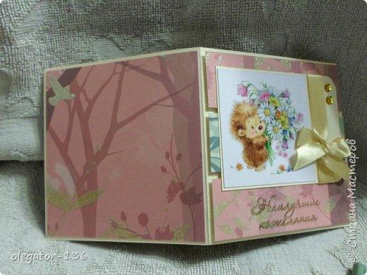 простенькая коробочка дочкиной подружке на день рождение фото 9