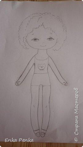Кукла сувенирная классическая. фото 4