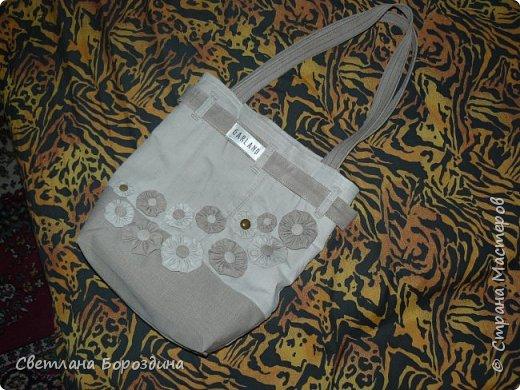 Долго хотела и мечтала о сумке, наконец то свершилось... фото 12
