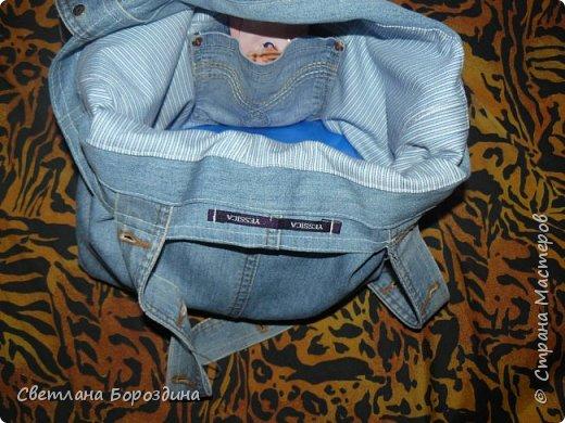 Долго хотела и мечтала о сумке, наконец то свершилось... фото 3