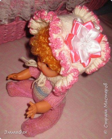 Выписное одеялко для моей принцессы связала бабушка. фото 7