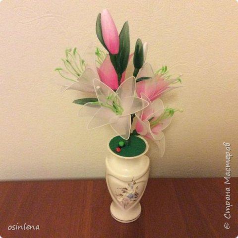 Самое сложное было найти подходящую по замыслу вазу фото 1