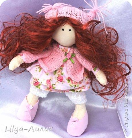 Давно хотела такую куколку, прям мечтала о ней. И вот теперь у меня есть рыжая красотка.  Конечно не все идеально и косячков достаточно, но главное я ее сделала.  фото 5