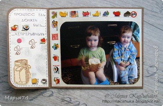 Ну, наконец-то я могу показать свой альбомчик про двух сестричек, который я делала в подарок для своей подруги - на ДР одной из сестер. Закончила свой знатный долгострой! Уже подарено, Кате очень понравилось - теперь и вам покажу. фото 45