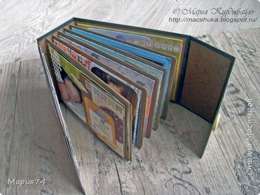 Ну, наконец-то я могу показать свой альбомчик про двух сестричек, который я делала в подарок для своей подруги - на ДР одной из сестер. Закончила свой знатный долгострой! Уже подарено, Кате очень понравилось - теперь и вам покажу. фото 68