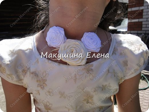 Резинка для головы, шпильки, колечко, украшение на шею фото 4
