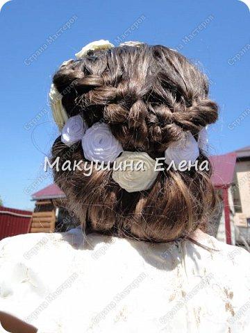 Резинка для головы, шпильки, колечко, украшение на шею фото 3
