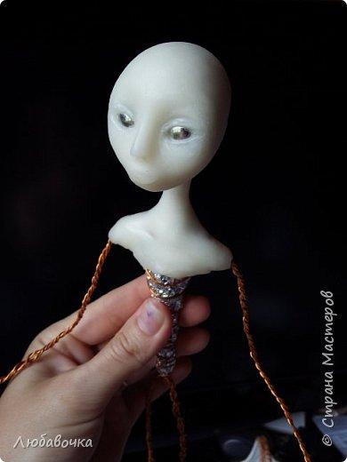 Интерьерная кукла (Моя первая куколка!) фото 17