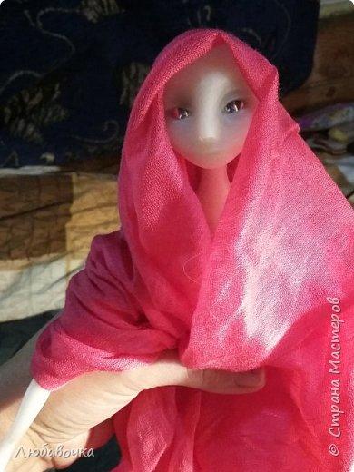 Интерьерная кукла (Моя первая куколка!) фото 14