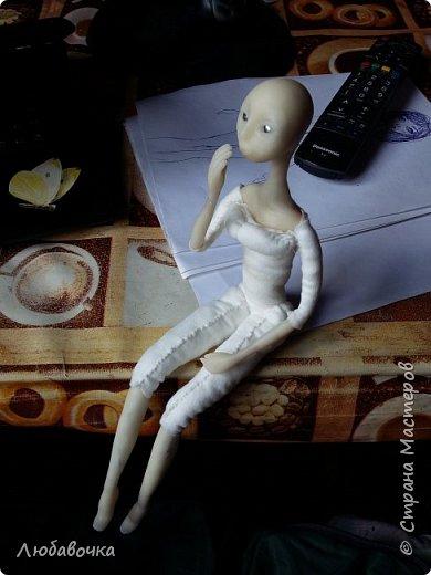 Интерьерная кукла (Моя первая куколка!) фото 12