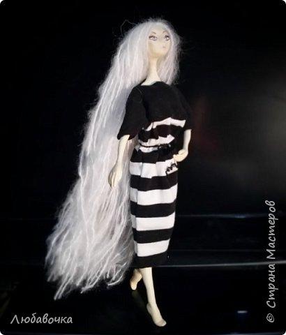 Интерьерная кукла (Моя первая куколка!) фото 9