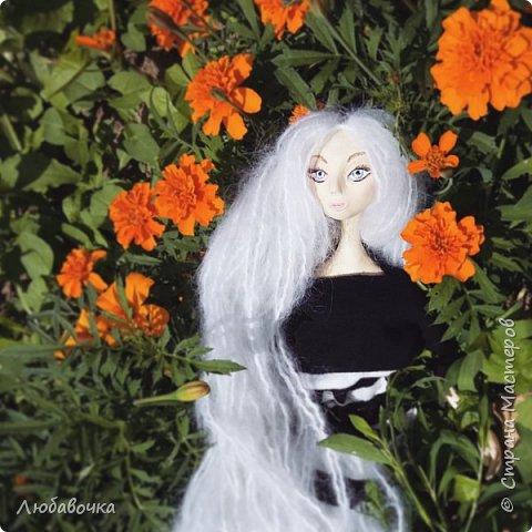 Интерьерная кукла (Моя первая куколка!) фото 1