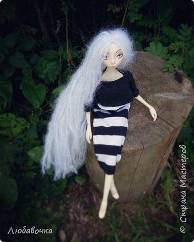 Интерьерная кукла (Моя первая куколка!) фото 8