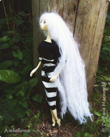 Интерьерная кукла (Моя первая куколка!) фото 7