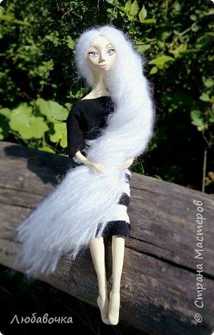 Интерьерная кукла (Моя первая куколка!) фото 6