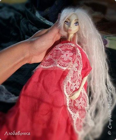 Интерьерная кукла (Моя первая куколка!) фото 4