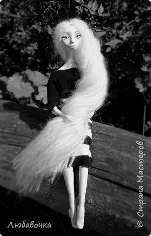 Интерьерная кукла (Моя первая куколка!) фото 2