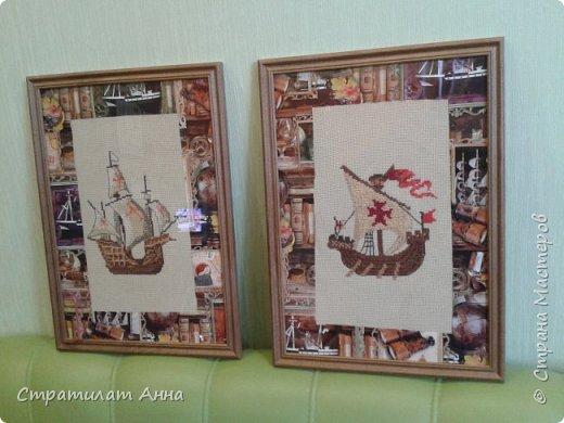 И вот еще кораблики...очень хочется в кругосветное путешествие))) фото 1