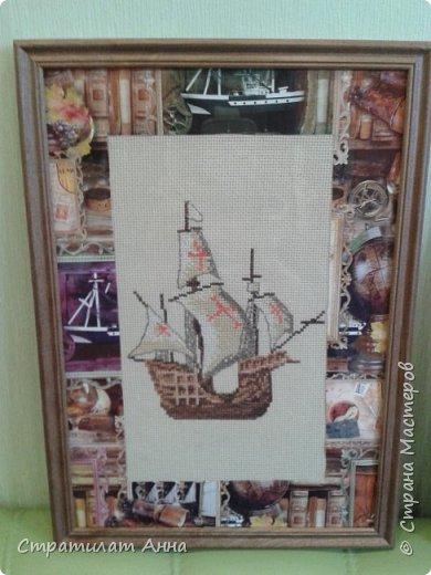И вот еще кораблики...очень хочется в кругосветное путешествие))) фото 3
