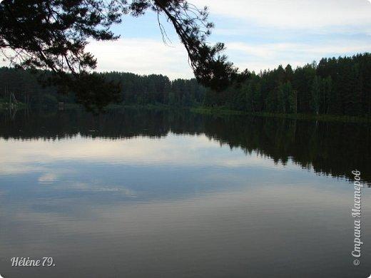 Летний вечер тих и ясен; Посмотри, как дремлют ивы; Запад неба бледно-красен, И реки блестят извивы.  От вершин скользя к вершинам, Ветр ползет лесною высью...  (А. Фет)  фото 9