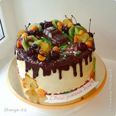 Долго я смотрела на этих красавцев....и наконец то решила рискнуть!!! Мой первый зеркальный муссовый торт!!! Это очень вкусно, необычное сочетание, аромат....мммм....вся семья урчала от удовольствия ))) фото 11